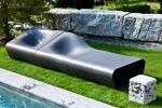 Sedute in cemento Dune - Swisspearl® Italia