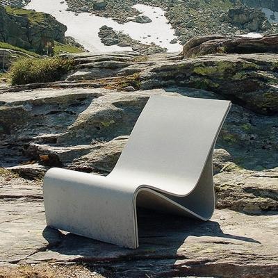 Seduta in cemento da esterno Sponeck - Swisspearl® Italia