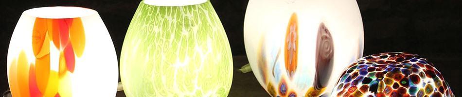 Lampade in vetro di Murano - IMuranesi