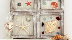 5 idee creative per decorare col fai da te la casa al mare