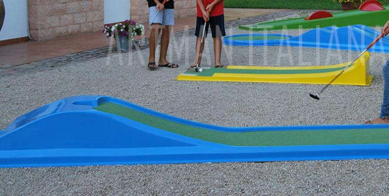 Minigolf Garden Golf - Design e foto di Artman Italiana