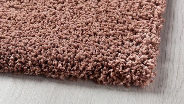 A?DUM, tappeto in stile nordico a pelo lungo IKEA