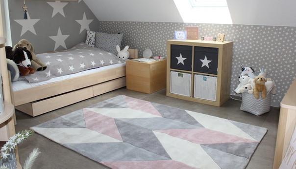 LUMMUS, tappeto in tessuto ispirato allo stile nordico - Design e foto by Maisons Du Monde