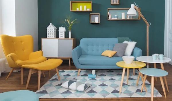 NORDIC, tappeto in stile scandinavo - Design e foto by Maisons Du Monde