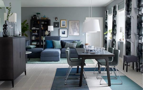 ROSKILDE, tappeto in stile scandinavo da esterni IKEA