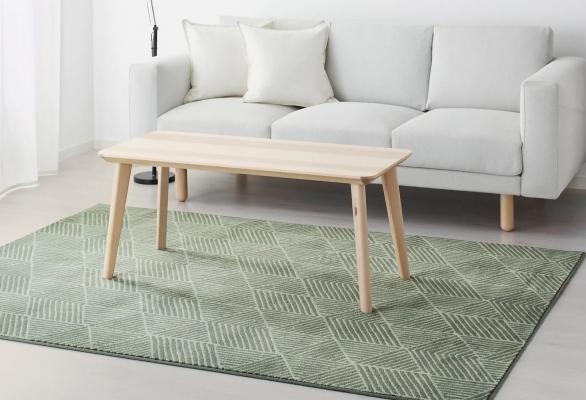 STENLILLE, tappeto in stile scandinavo a pelo corto - Design e foto by IKEA
