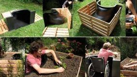 Orto per disabili: come progettarlo al meglio