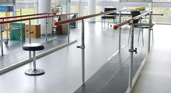 Orto per disabili: pavimentazioni in PVC Gerflor