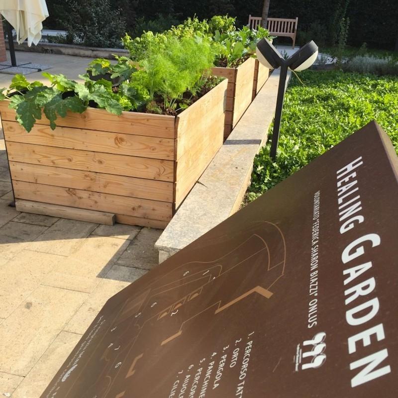 Orto per disabili TerraForm: il giardino terapeutico