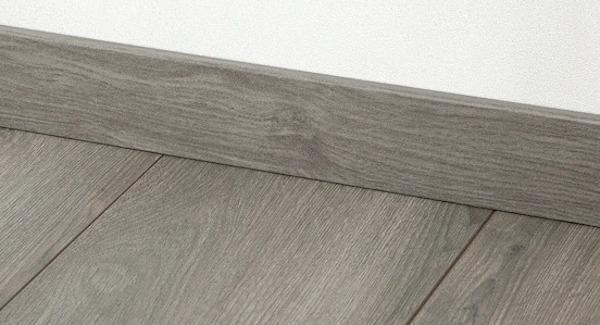 PRÄRIE, battiscopa IKEA effetto rovere grigio