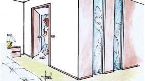 Ricavare un bagno in camera: soluzioni per sfruttare ogni volume