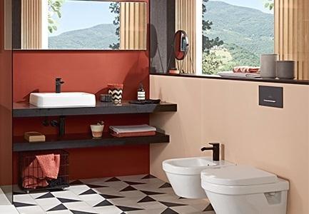Realizzare bagno piccolo - Villeroy & Boch