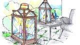 Lanterne da giardino