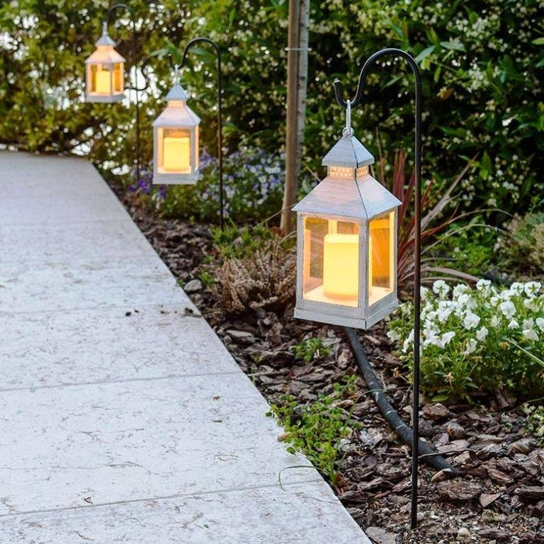 Lanterne da giardino a led Luminal Park