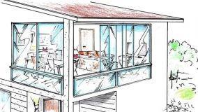 Verande per balconi: soluzioni funzionali per ampliare casa