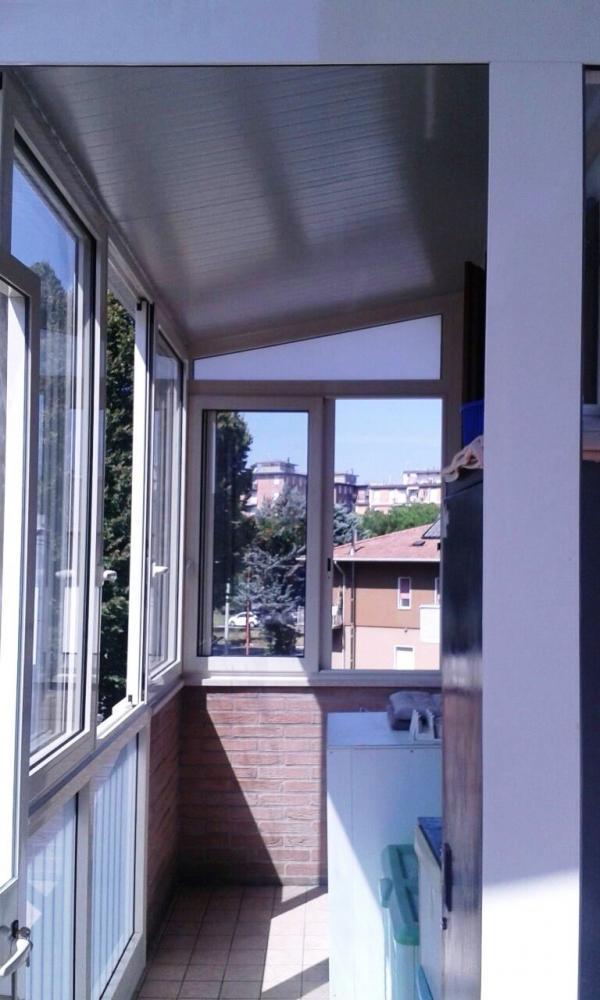 Veranda per balcone - COAA Infissi