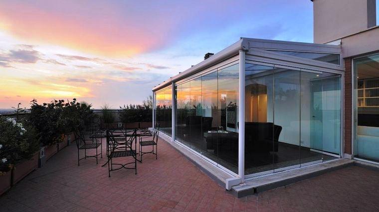 Veranda per zona living - Sunroom