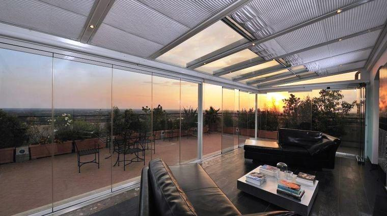 Veranda coperta - Sunroom
