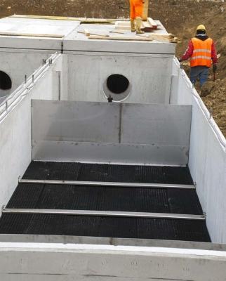 Cisterne per acqua piovana in cemento armato METEOTANK MT-PL by Carra Depurazioni