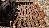 Gli antenati dei vespai ventilati nelle terme romane di Cipro