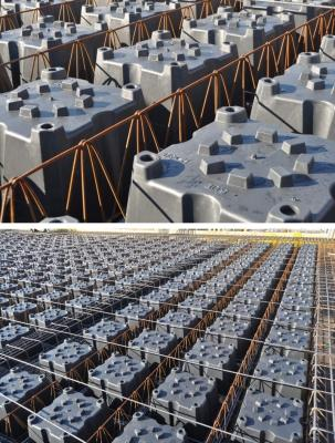 Casseforme a perdere per solai di cemento armato Sub di Project for Building