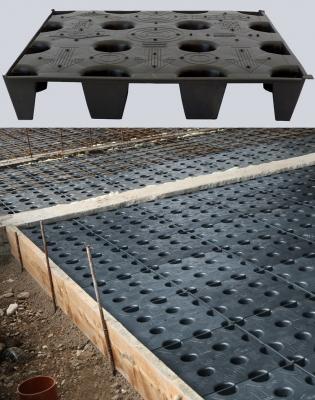 Sistema per vespai ventilati Cupolex Windi di Pontarolo Enrineering