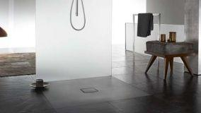 Doccia filo pavimento: design raffinato e prestazioni elevate