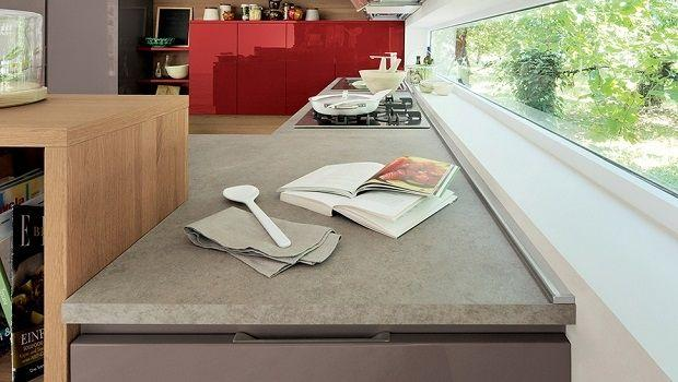 Nanotecnologie per rendere antigraffio e antimpronta i mobili da cucina