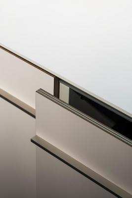 Ante per mobili da cucina realizzate in Fenix