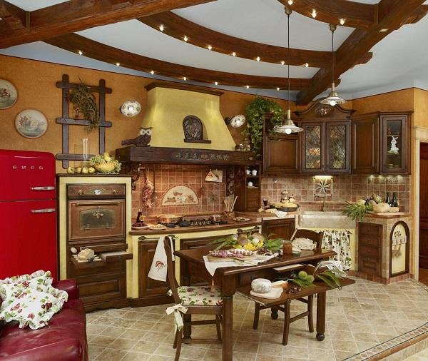 Cucine Vera E Finta Muratura