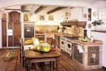 Cucina in finta muratura Isabella, Fonte del Rustico