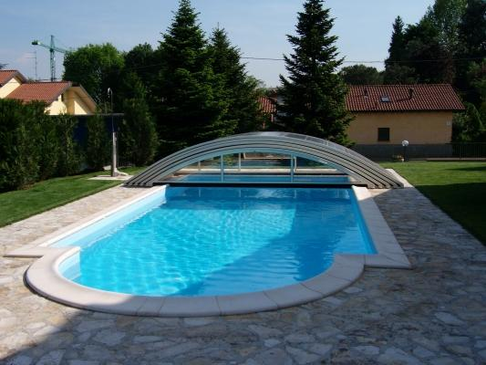 Copertura per piscina di Alphacover