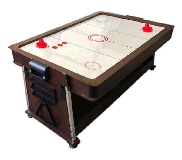 Hockey da tavolo più altri giochi per sala giochi su Simbashopping.com