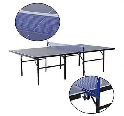 Tavolo da ping pong indoor su Amazon