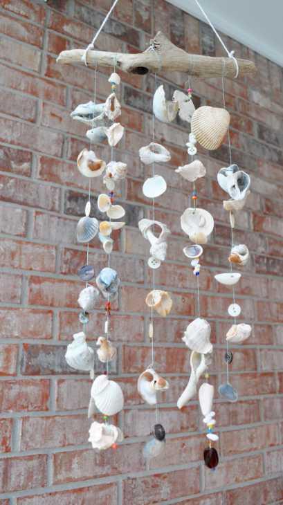 Scacciapensieri con conchiglie, da poindextr.wordpress.com