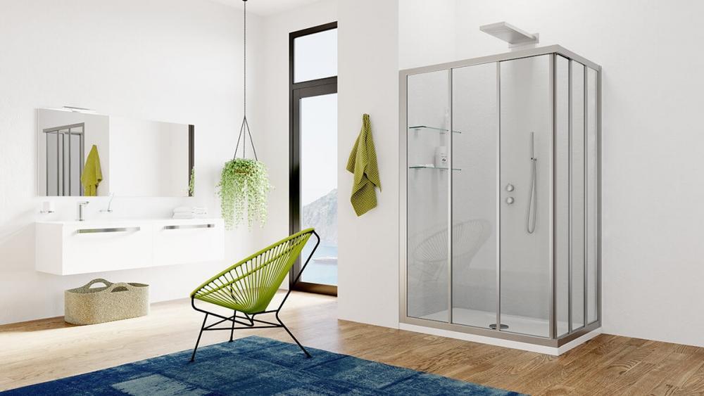 Vasca in doccia con Remail