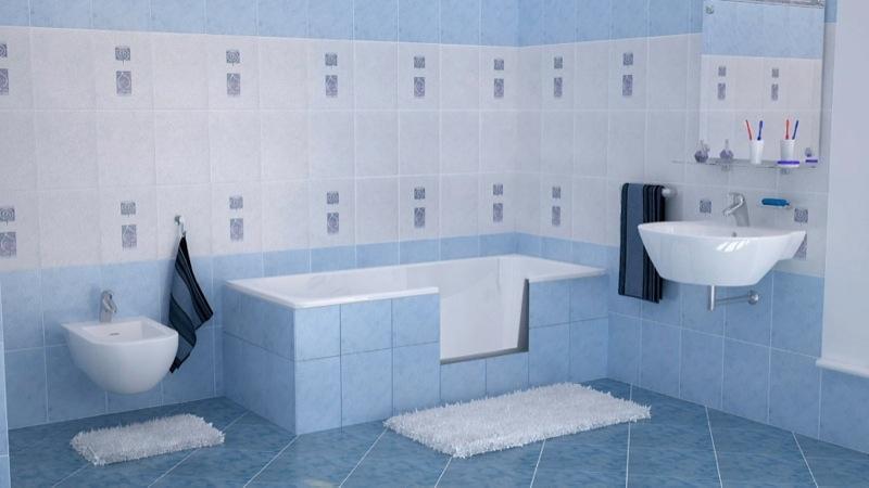 Vasca da bagno in sicurezza con Remail