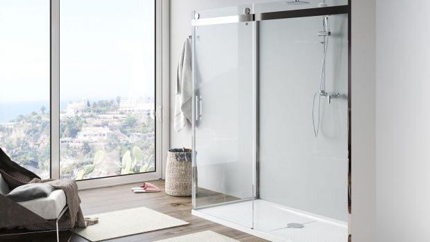 Sostituzione della vasca con un box doccia