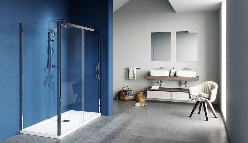 Cabina doccia Australia di Remail