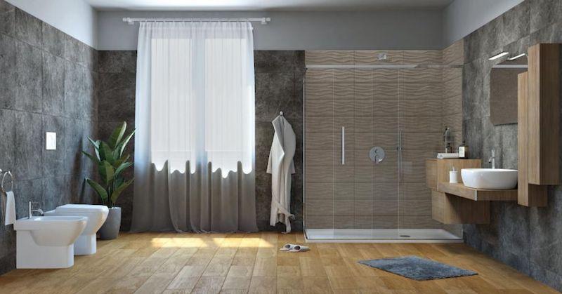 Bagno Harmony - Design e foto by Bagni Italiani