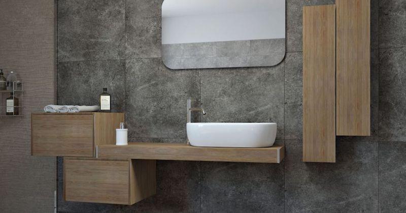 Mobile bagno Tavolone - Design e foto by Bagni Italiani