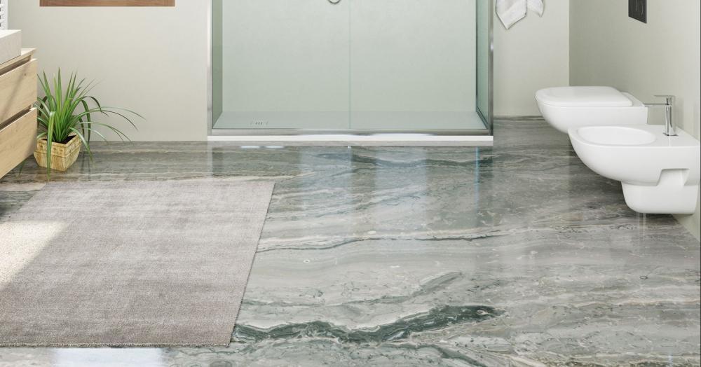 Ristrutturare il bagno: pavimenti Bagni Italiani
