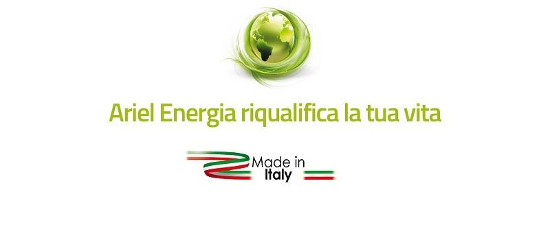 Condizionatori Ariel Energia logo