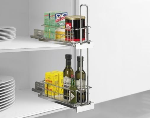 Ferramenta per mobili: elementoe straibili per cucina su Casadellaferramenta.it