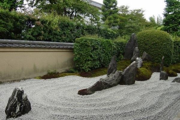 Giardino secco giapponese da kusuyama.jp