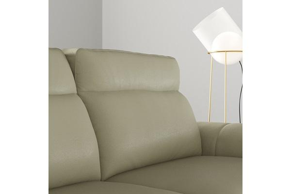 Dettaglio del divano Poltronesofa Lonigo