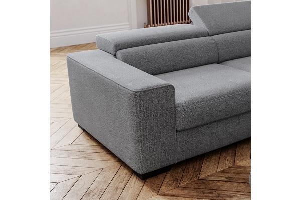 Dettaglio del divano Frigento