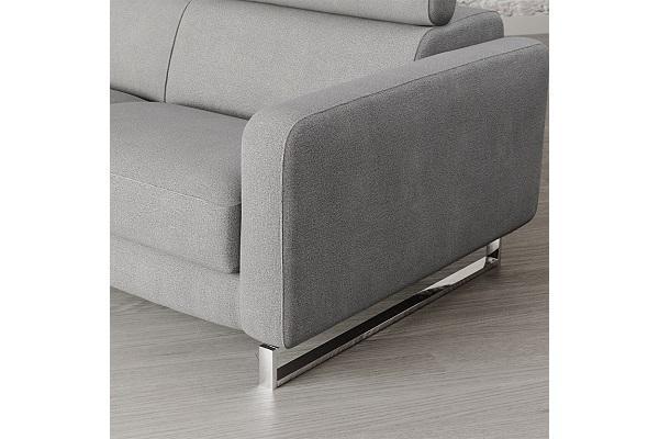 Dettaglio del divano Molveno Poltronesofà
