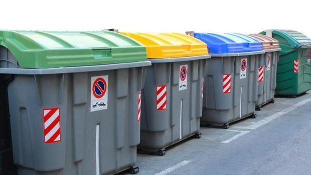 Parcheggi in condominio e modifiche per posizionare i bidoni