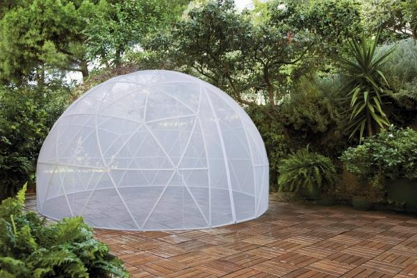 Garden Igloo da giardino con zanzariera - Design e Foto by Garden Igloo GmbH